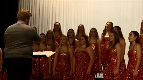Sounds of the Season: New Prairie High School Sing Sensation - The Christmas Song