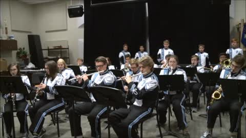 Sounds of the Season: St. Joseph High School Band - The First Noel