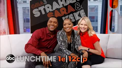 Keke Palmer added to GMA's third hour with Strahan and Sara