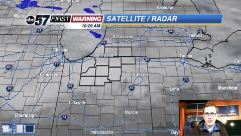 Quiet for now, snow chances over the weekend