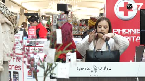 Two new shops open in University Park Mall as holiday shopping...