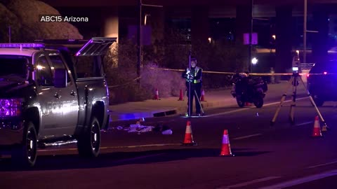 Tempe PD: Uber self-driving vehicle hits, kills pedestrian