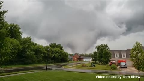 National Weather Service: South Bend tornado was EF2