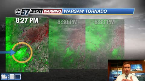 Without warning: Why alerts didn't sound for the Warsaw tornado