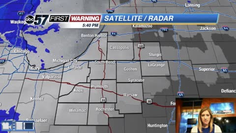 Winter storm moves in tonight