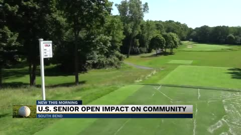 40th U.S. Senior Open expected to leave economic impact on Michiana