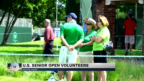 U.S. Senior Open volunteers represent four countries, 44 states