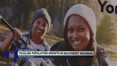 Initiative to tackle population growth underway in Berrien County