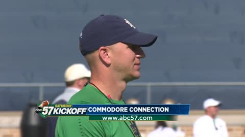 ND defensive coordinator Clark Lea's career comes full circle against Vanderbilt