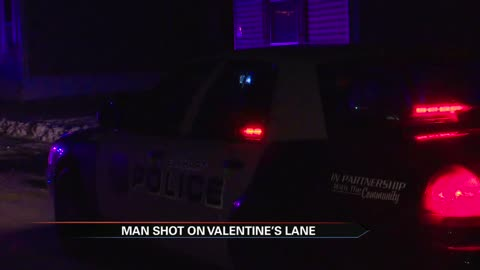 Valentine's Day shooting on Valentine's Lane in Elkhart