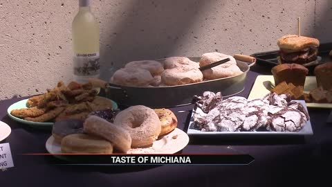 Vendors preview for upcoming Taste of Michiana