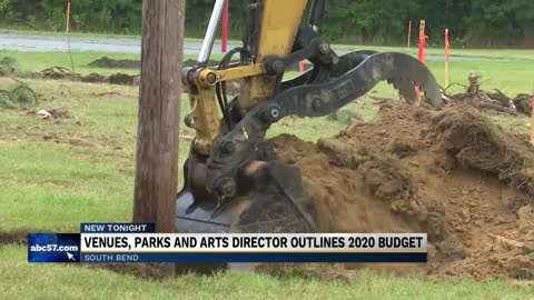South Bend parks director unveils 2020 budget Wednesday