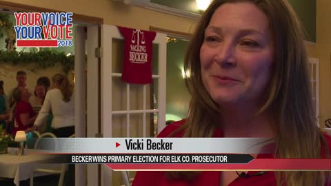 Vicki Becker wins Republican primary for Elkhart County Prosecutor
