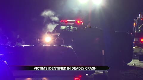 Victims of SR 23 fatal crash identified following FACT investigation