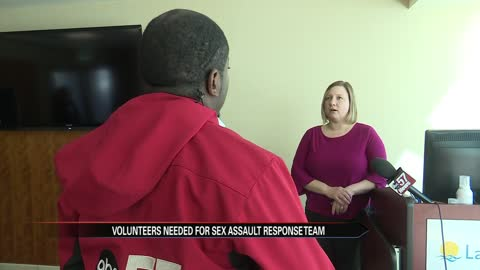Volunteers needed for Berrien County sexual assault response...