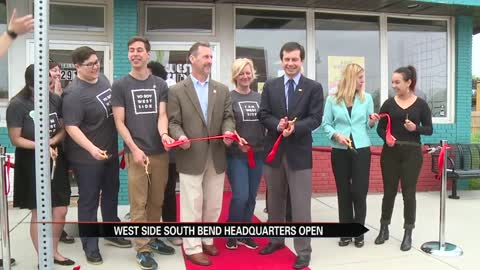 West Side South Bend holds ribbon cutting for new headquarters