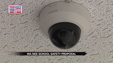 School Resource Officer talks Wa-Nee School Safety Referedum