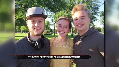Warsaw high school seniors set to debut film about elderly dementia