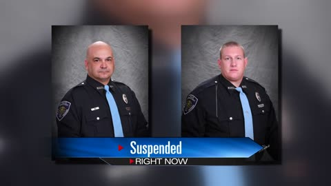 Two Warsaw cops suspended for making copy of video involving chief