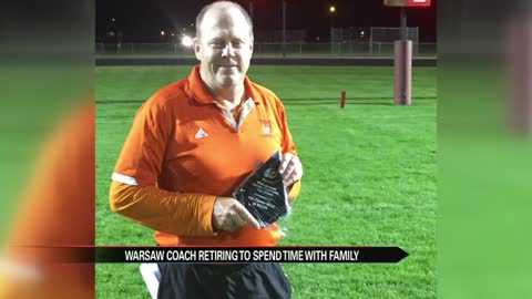 Warsaw's Phil Jensen retires from coaching football