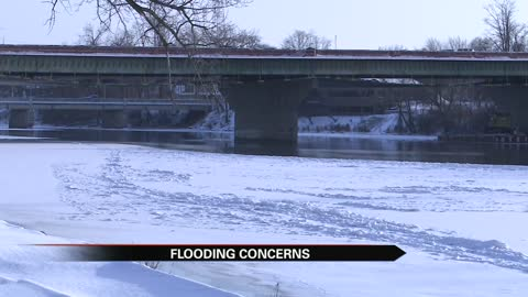Big thaw: eyes turn to flooding potential