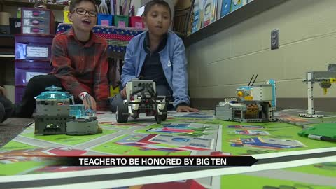 Elkhart educator set to receive grant for water conservation