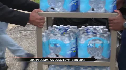 water donation 2