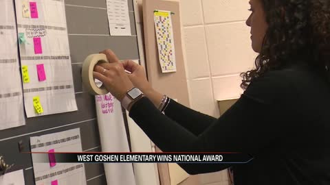 Cool Schools: West Goshen Elementary wins national award