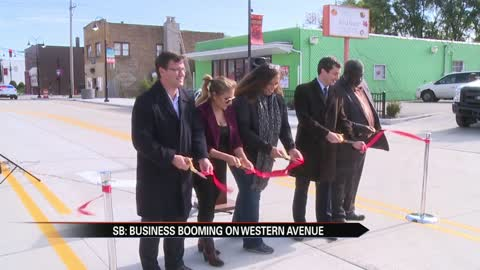 Western Avenue is open, now more plans are underway