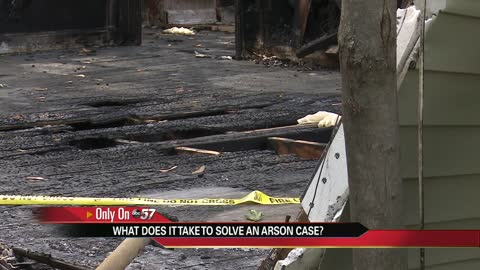 Knox arson cases still unsolved: what's the challenge?