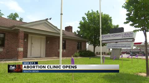 Whole Woman's Health of South Bend officially open offering...