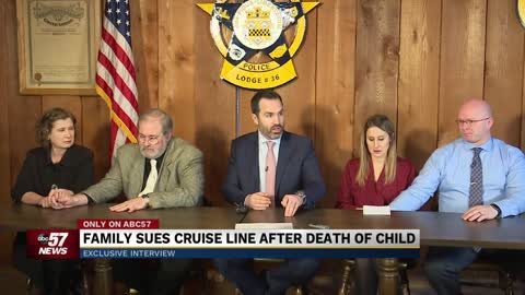 Wiegand family announce lawsuit against Royal Caribbean for death...