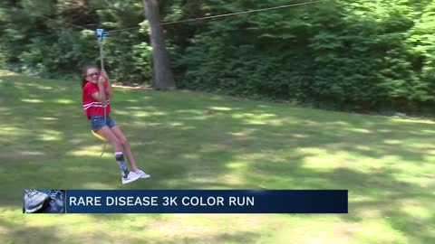 Winamac girl battling rare disease, raising awareness