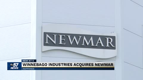 Winnebago Industries acquires Newmar Corp. in Nappanee