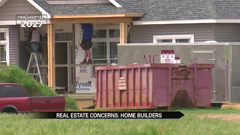 With housing shortage, builders in Michiana are overwhelmed