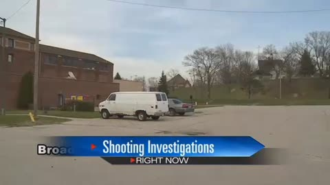 Witness recounts Saturday's shooting in Benton Harbor