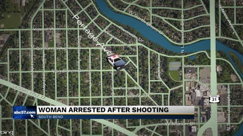 Woman arrested in Portage Avenue shooting