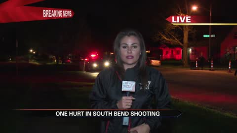 Woman injured in South Bend shooting Sunday evening