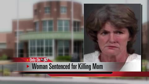 Woman sentenced to 45 years for killing mother with fire extinguisher
