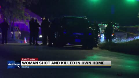 Woman shot and killed by Fort Worth officer in her home
