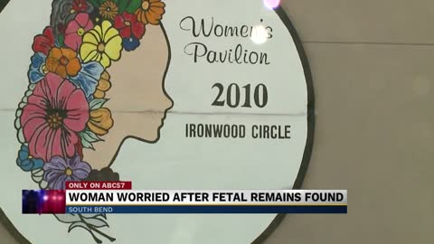 Woman worried fetal remains found in deceased abortionists home...