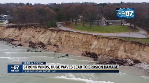 Year in Review 2019: Beach Erosion
