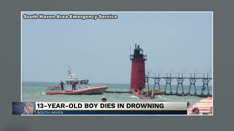Young Ann Arbor teen dies after drowning in Lake Michigan