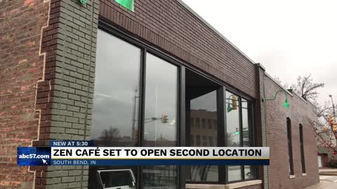 Zen Café opening second location in downtown South Bend