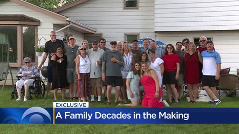 'There's so much love here:' DNA test helps unite Wisconsin family
