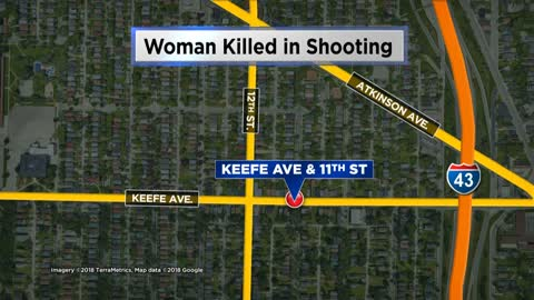 19-year-old woman shot, killed near 11th and Keefe
