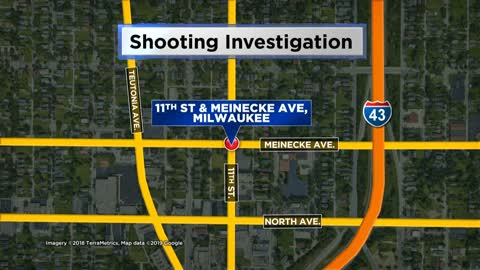Man shot in vehicle near 11th and Meinecke in Milwaukee