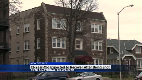 """It needs to stop:"" 12-year-old hit by stray bullet while sleeping in Milwaukee home"