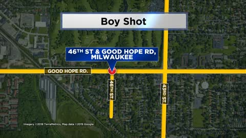 Teen injured in drive-by shooting near 47th and Good Hope