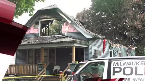 Woman missing after house fire near 17th and Atkinson